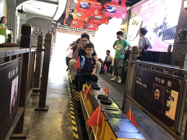 谈谈小火车的防撞系统